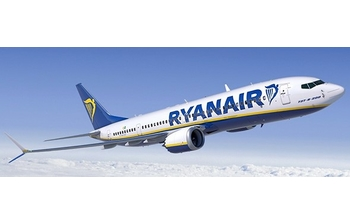 JC Wings 1:200 Ryanair Boeing B737-800 MAX 200 'Delivery' EI-HAT (JC2RYR258 / XX2258)