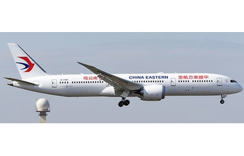 JC Wings 1:200 China Eastern Airlines Boeing B787-900 Dreamliner 'Delivery' B-206K (JC2CES261 / XX2261)