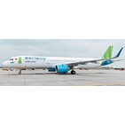 JC Wings 1:400 Bamboo Airways Airbus A321-200 NEO VN-A591 (XX4166)