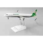 JC Wings 1:200 Eva Air Airbus A321-200S 'New Colours' B-16227 (XX2301)