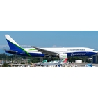 JC Wings 1:400 Boeing Aircraft Company Boeing B777-200 'ecoDemonstrator' N772ET (XX4216)