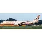 JC Wings 1:200 Etihad Airways Boeing B787-900 Dreamliner 'Choose Japan' A6-BLK (XX2324)