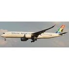 JC Wings 1:200 South African Airways Airbus A350-900 XWB 'Delivery - Flaps Down' ZS-SDC (XX2422A)