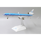 JC Wings 1:200 KLM Royal Dutch Airlines McDonnell Douglas MD-11 'The World Is Just a Click Away' PH-KCE (XX2423)
