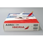 JC Wings 1:400 Iberia Airbus A350-900 XWB 'Delivery - Flaps Up' EC-MXV (XX4014)