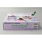 JC Wings 1:400 Eva Air Boeing B777-300(ER) 'Hello Kitty - Shining Star - Flaps Up' B-16722 (XX4031)