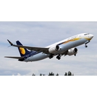 JC Wings 1:400 Jet Airways Boeing B737-800 MAX 'Delivery' VT-JXA (XX4057)