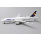 JC Wings 1:400 Lufthansa Cargo Boeing B777-200(LRF) 'Lifting iNext' D-ALFE (XX4076)