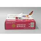 JC Wings 1:400 Juneyao Airlines Boeing B787-900 Dreamliner 'Delivery - Flaps Up' B-1115 (XX4080)