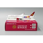 JC Wings 1:400 Juneyao Airlines Boeing B787-900 Dreamliner 'Delivery - Flaps Down' B-1115 (XX4080A)