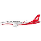 JC Wings 1:400 Shanghai Airlines COMAC C919 (XX4083)