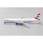 JC Wings 1:400 British Airways Boeing B767-300(ER) G-BZHA (XX4086)