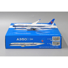 JC Wings 1:400 China Southern Airlines Airbus A350-900 XWB 'Flaps Up' B-308T (XX4173)