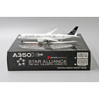 JC Wings 1:400 Air China Airbus A350-900 XWB 'Star Alliance - Flaps Up' B-308M (XX4174)