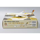 JC Wings 1:400 Etihad Airways Airbus A350-1000 XWB 'Delivery - Flaps Down' A6-XWB (XX4175A)
