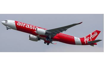JC Wings 1:400 Thai AirAsia X Airbus A330-900 NEO 'Delivery' HS-XJA (JC4TAX185 / XX4185)
