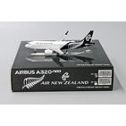 JC Wings 1:400 Air New Zealand Airbus A320-200 NEO 'New Colours' ZK-NHA (XX4208)