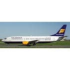 JC Wings 1:400 Icelandair Boeing B737-400 'Heiddis' TF-FID (XX4238)