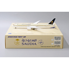 JC Wings 1:400 Saudi Arabian Airlines Boeing B787-10 Dreamliner 'Delivery - Flaps Up' HZ-AR24 (XX4256)