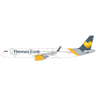 JC Wings 1:400 Thomas Cook Airlines Airbus A321-200S G-TCDH (XX4430)