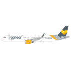 JC Wings 1:400 Condor Airbus A321-200S 'New Colours' D-AIAC (XX4433)