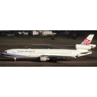 JC Wings 1:400 China Airlines McDonnell Douglas MD-11 B-153 (XX4439)