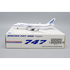JC Wings 1:400 Boeing Aircraft Company Boeing B747-400F(SCD) 'House Colours' N6005C (XX4446)