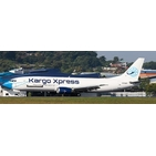 JC Wings 1:400 Kargo Xpress Boeing B737-400(SF) 'Mask' 9M-KXA (XX4495)
