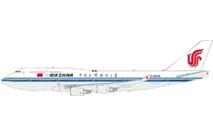 JC Wings 1:400 Air China Boeing B747-400 'Chinese Air Force One' B-2472 (XX4872)