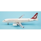 JC Wings 1:400 Cathay Dragon Airbus A320-200 'New Colours' B-HSM (XX4956)
