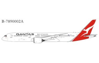 NG Model 1:400 Qantas Airways Boeing B787-900 Dreamliner 'Silver Roo' VH-ZNG (B-7890002A)