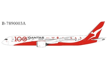 NG Model 1:400 Qantas Airways Boeing B787-900 Dreamliner '100th Anniversary of Qantas' VH-ZNJ (B-7890003A)