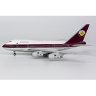 NG Model 1:400 Worldwide Aircraft Holding (Qatar Airways Amiri Flight) Boeing B747SP-21 VP-BAT (NG07003)