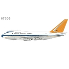 NG Model 1:400 South African Airways Boeing B747SP-44 'Soutpansberg' ZS-SPF (NG07005)