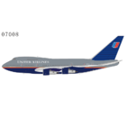 NG Model 1:400 United Airlines Boeing B747SP-21 N145UA (NG07008)
