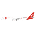 NG Model 1:400 Qantas Airways (Express Freighters) Airbus A321-200(P2F) 'Delivery' VH-ULD (NG13022)