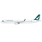 NG Model 1:400 Cathay Pacific Airbus A321-200 NEO 'Delivery' B-HPB (NG13029)