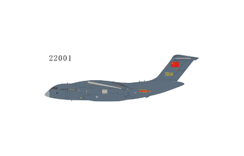 NG Model 1:400 People's Liberation Army Air Force (PLAAF - China Air Force) Xi'an Y-20A 20041 (NG22001)