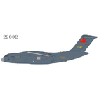NG Model 1:400 People's Liberation Army Air Force (PLAAF - China Air Force) Xi'an Y-20A 20042 (NG22002)
