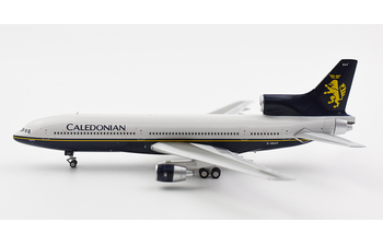NG Model 1:400 Caledonian Airways Lockheed L-1011-100 TriStar G-BBAF (NG31012)