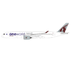 NG Model 1:400 Qatar Airways Airbus A350-900 XWB 'OneWorld' A7-ALZ (NG39012)