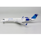 NG Model 1:200 United Express (SkyWest Airlines) Bombardier CRJ-200LR 'New Colours' N223JS (NG52038)
