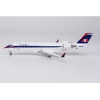 NG Model 1:200 Delta Connection (Atlantic Southeast Airlines) Bombardier CRJ-200LR 'Old Colours' N824AS (NG52039)