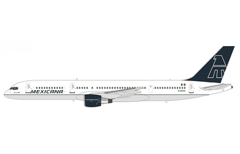 NG Model 1:400 Mexicana Boeing B757-200 N765MX (NG53141)