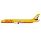 NG Model 1:400 DHL Air Boeing B757-200F 'Hair Force One' G-DHKK (NG53168)