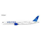 NG Model 1:400 United Airlines Boeing B787-900 Dreamliner 'New Colours' N29975 (NG55040)