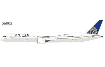 NG Model 1:400 United Airlines Boeing B787-10 Dreamliner N17002 (NG56002)