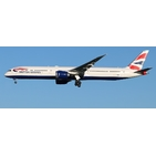 NG Model 1:400 British Airways Boeing B787-10 Dreamliner G-ZBLB (NG56009)