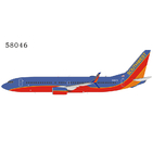 NG Model 1:400 Southwest Airlines Boeing B737-800S N8627B (NG58046)