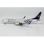 NG Model 1:400 Delta Air Lines Boeing B737-800w 'SkyTeam' N3758Y (NG58071)